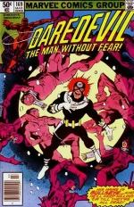 Daredevil vol 1 # 169