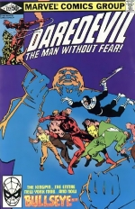 Daredevil vol 1 # 172