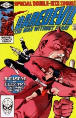 Daredevil vol 1 # 181