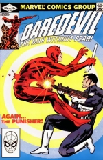 Daredevil vol 1 # 183
