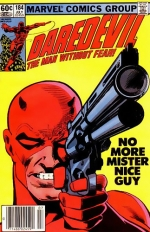 Daredevil vol 1 # 184