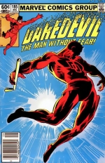 Daredevil vol 1 # 185
