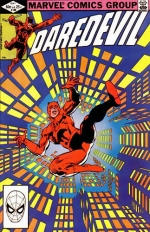 Daredevil vol 1 # 186