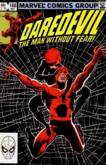 Daredevil vol 1 # 188