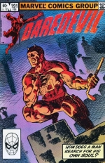 Daredevil vol 1 # 191