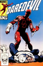 Daredevil vol 1 # 200