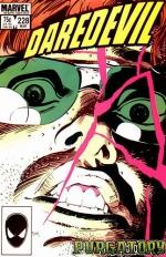 Daredevil vol 1 # 228