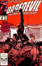 Daredevil vol 1 # 252