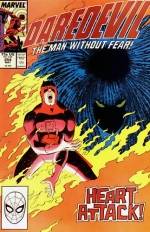Daredevil vol 1 # 254