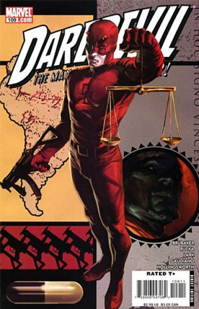 Daredevil vol 2 # 109