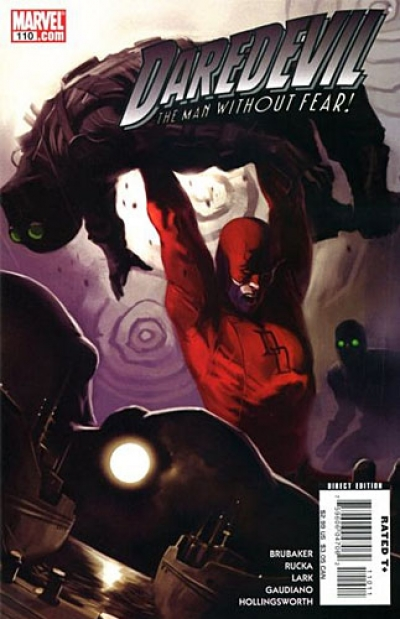 Daredevil vol 2 # 110