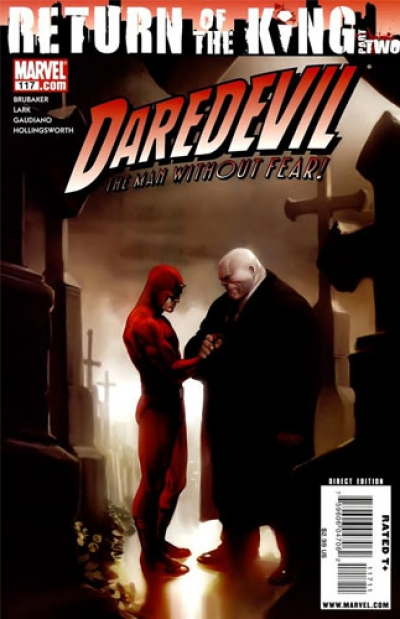 Daredevil vol 2 # 117