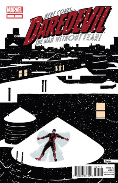 Daredevil vol 3 # 7