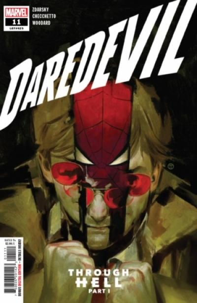 Daredevil vol 6 # 11