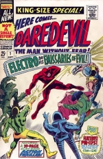 Daredevil Annual # 1