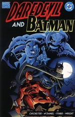 Daredevil & Batman # 1
