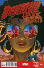 Daredevil: Dark Nights # 8