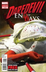 Daredevil: End of Days # 1