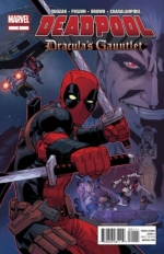 Deadpool: Dracula's Gauntlet # 1