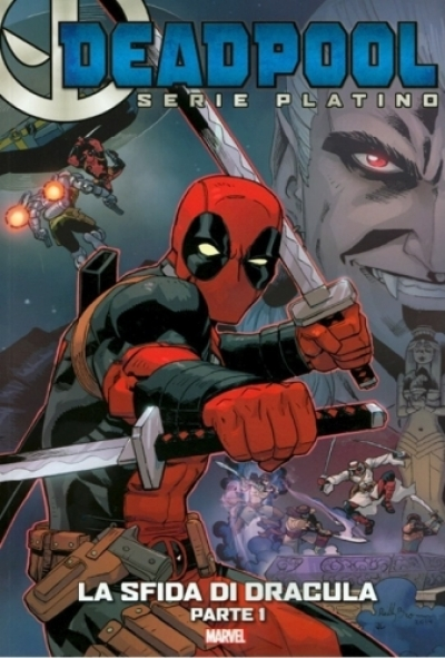 Deadpool (Serie Platino) # 3