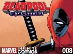 Deadpool: The Gauntlet Infinite Comic # 8