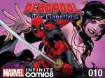 Deadpool: The Gauntlet Infinite Comic # 10
