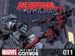 Deadpool: The Gauntlet Infinite Comic # 11