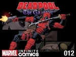 Deadpool: The Gauntlet Infinite Comic # 12