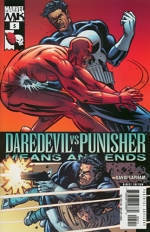 Daredevil Vs Punisher # 5