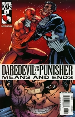 Daredevil Vs Punisher # 6