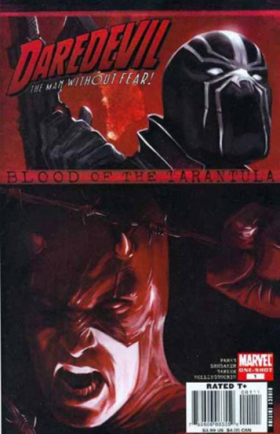 Daredevil: Blood of Tarantula # 1