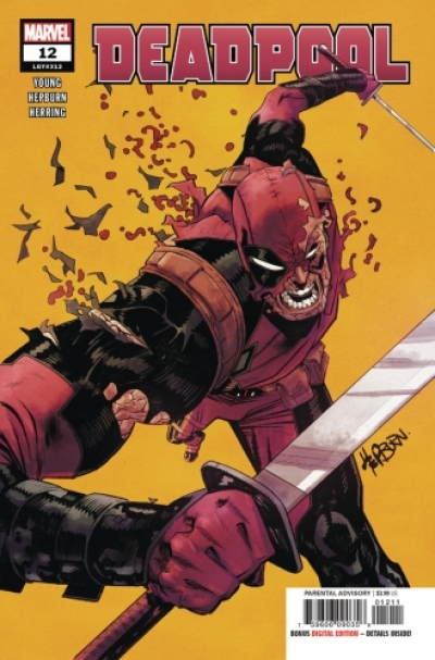 Deadpool vol 7 # 12