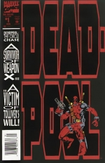 Deadpool: The Circle Chase # 1