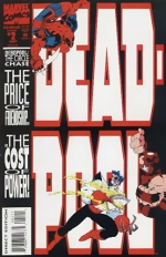 Deadpool: The Circle Chase # 2