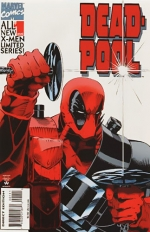 Deadpool: Sins Of The Past # 1