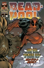 Deadpool vol 1 # 1