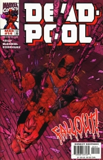 Deadpool vol 1 # 14