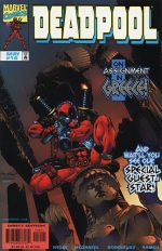 Deadpool vol 1 # 16
