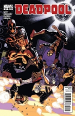 Deadpool vol 2 # 21