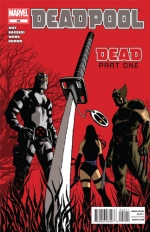 Deadpool vol 2 # 50