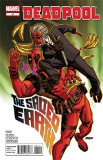 Deadpool vol 2 # 61