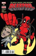 Deadpool vol 4 # 11