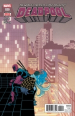 Deadpool vol 4 # 20
