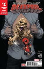 Deadpool vol 4 # 21