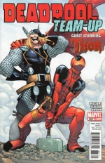 Deadpool Team-Up # 887