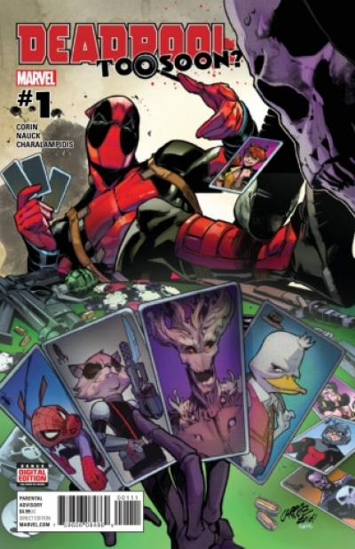 Deadpool: Too Soon # 1