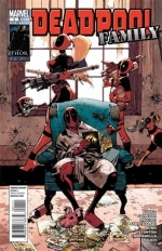 Deadpool Family # 1