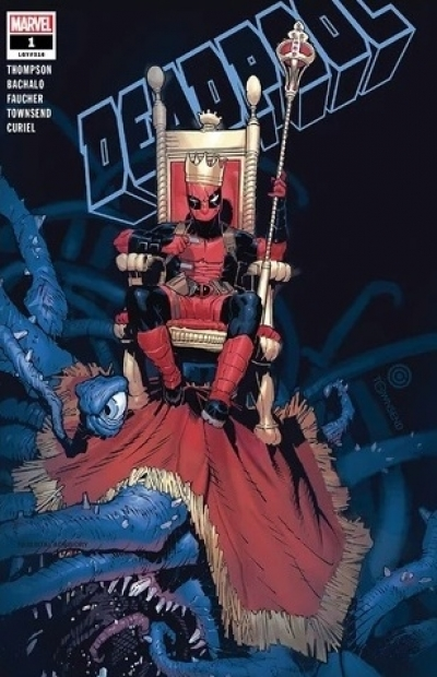 Deadpool Vol 8 # 1