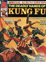 Deadly Hands of Kung Fu Special # 1