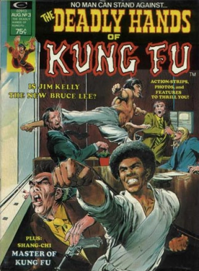 Deadly Hands of Kung Fu vol 1 # 3